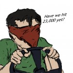 23,000 Blindfold