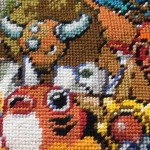 Pokemon Needlepoint 001