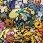 Pokemon Needlepoint 002