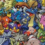 Pokemon Needlepoint 006