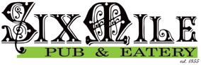 Six Mile Pub & Eatery logo