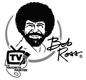 BOB ROSS CANVAS LABELS_18x24