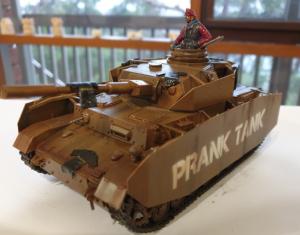 prank tank