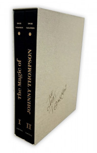 A photo of the book set.