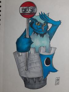 MushMcGee (Mascot Name_ Night Watch Owlman)