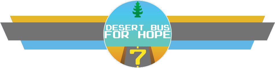 Desert Bus for Hope 6