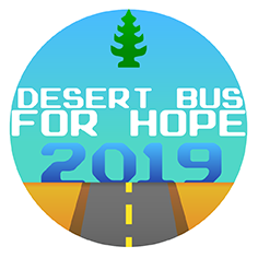 Desert Bus for Hope 8