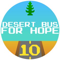 Desert Bus for Hope 10