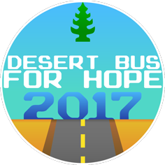 Desert Bus for Hope 2017