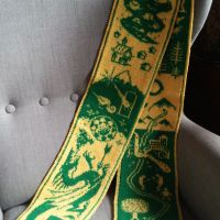 There and Back Again Scarf mk 1.5