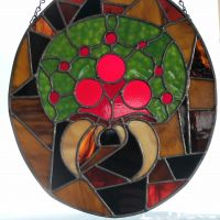 Stained Glass Metroid