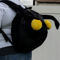 Heartless Shadow BackPack
