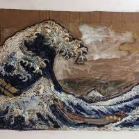 The Great Wave off Macaroni I and II