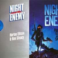 Night and the Enemy Anthology by Ken (Value Added) Steacy! B^)