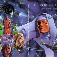 The Sacred & the Profane Graphic Novel by Ken (Value Added) Steacy! B^)