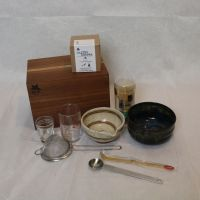 Maccha tea set