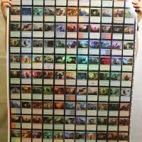 Foil Uncut Sheet of Ixalan - Rare & Mythics